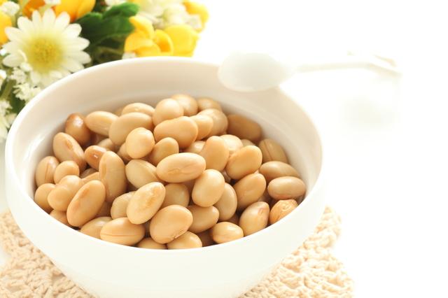 大豆イソフラボンと中年女性(イソフラボン効果)