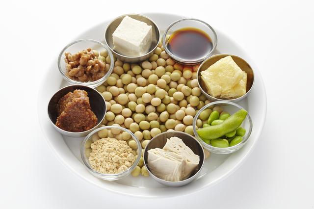 アメリカ政府が大豆食品を奨励(世界の大豆食品)